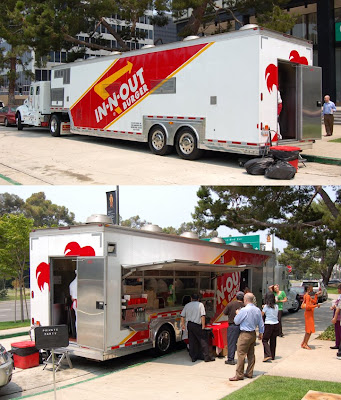 Portland Hamburgers Burger Skills In N Out Catering