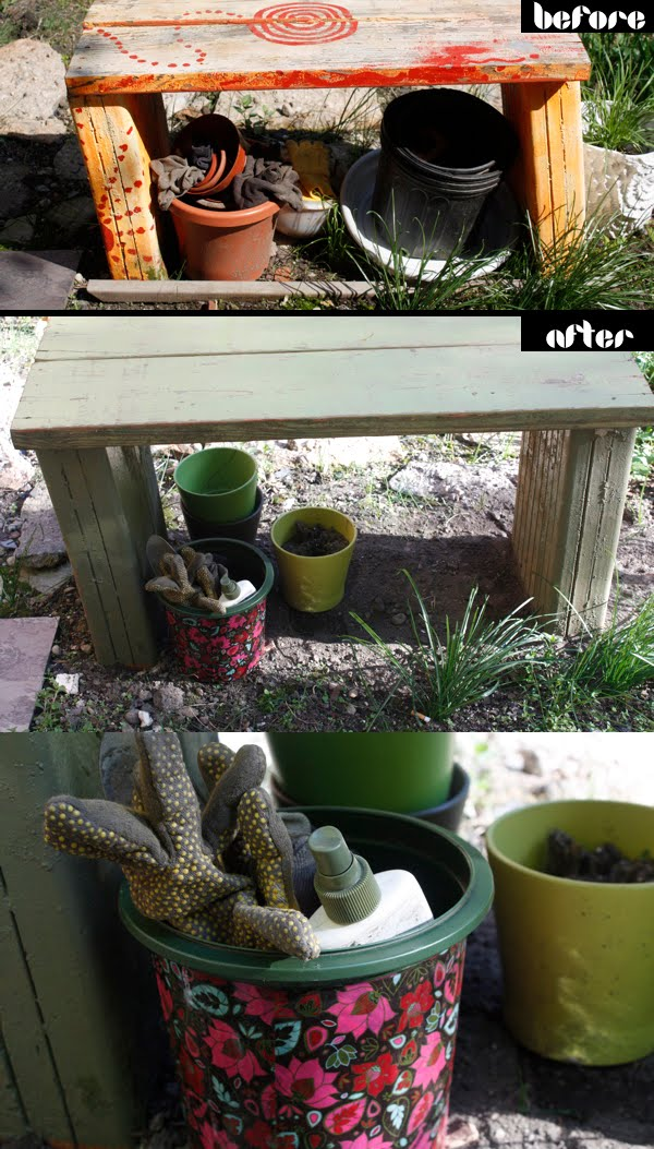 Fabulous DIY Garden Bench 600 x 1053 · 148 kB · jpeg