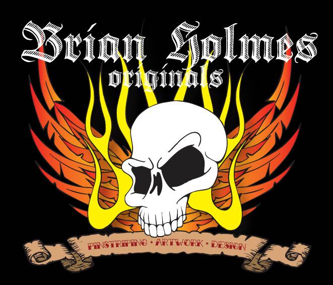 Brian Holmes Originals