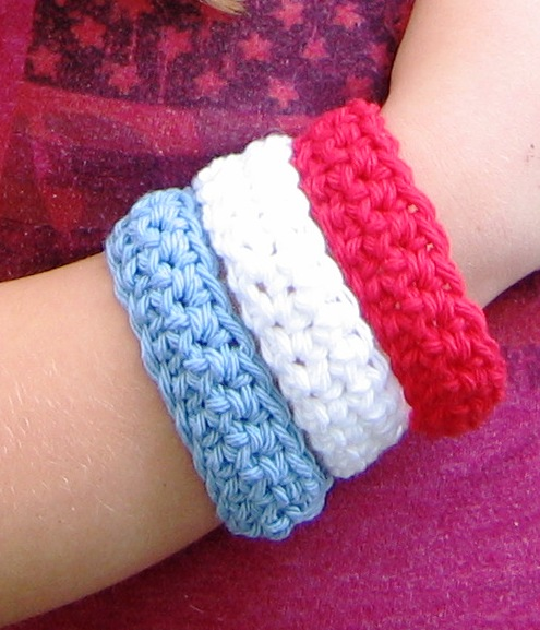 Handmade By Annabelle Make Your Own Red White And Blue Bangles