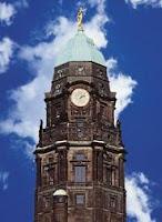 Dresden Rathaus Veranstaltung
