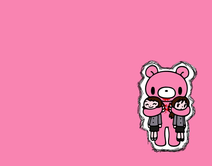 gloomy bear wallpaper. I don\\