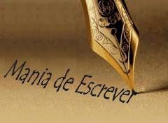 Amo escrever!!!