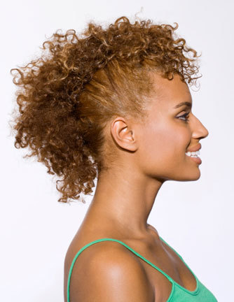 Strange Curly Hairstyles Pictures Prom Wavy Wedding Short Hairstyles For Black Women Fulllsitofus