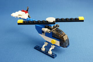 LEGO: 5864 Mini Helicopter