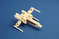 LEGO: 4484 Mini X-wing & TIE Advanced