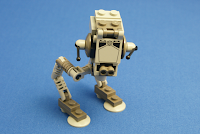 LEGO: 4486 Mini AT-ST & Snowspeeder