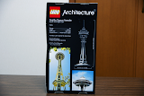 LEGO: 21003 Seattle Space Needle