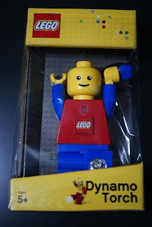 LEGO: Dynamo Torch