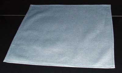 Екстравагантно сгъване на салфетка - риза