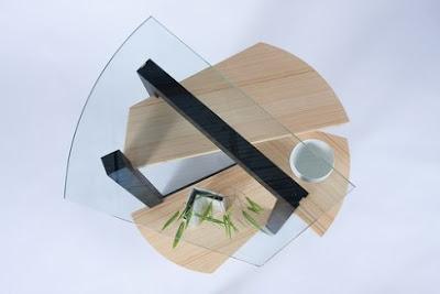 Бамбукова маса