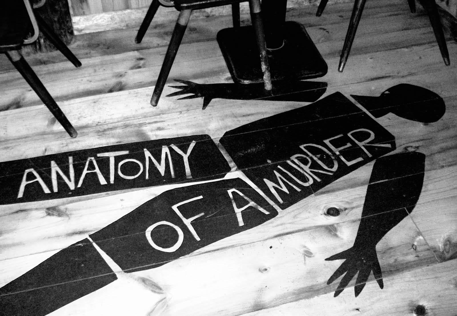 ANATOMÍA DE UN ASESINATO – Anatomy of a murder (1959) de Otto Preminger