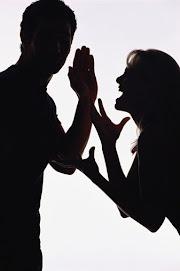 discuciones entre pareja