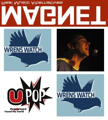 New Wrens Songs to spite Magnet