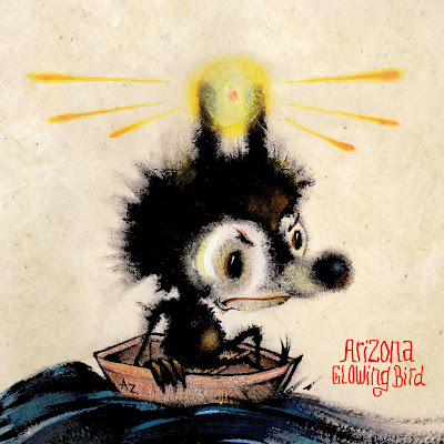 Arizona the glowing bird band