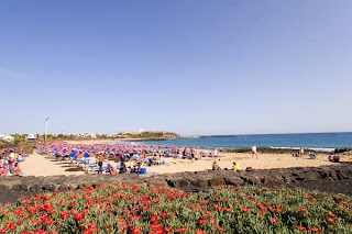 Costa Teguise en grønn oase på Lanzarote