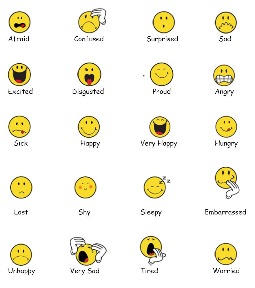 Difference between Feelings and Emotions