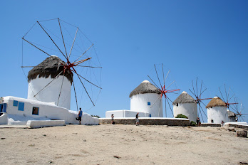 Read About Mykonos, Greece (Click Photo)