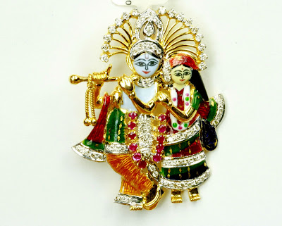 featuring Shri Krishna and