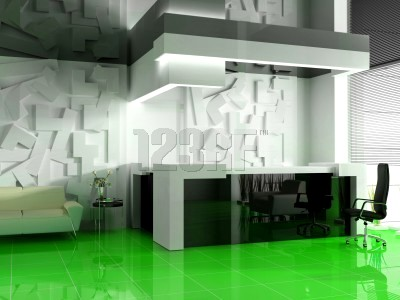 Green office furniture for Green office interior design