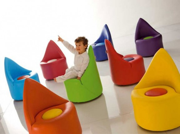 Stylish funny furniture for cool kids for Cool furniture for kids