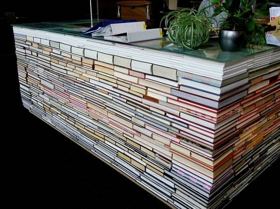 Amazing Library Desk