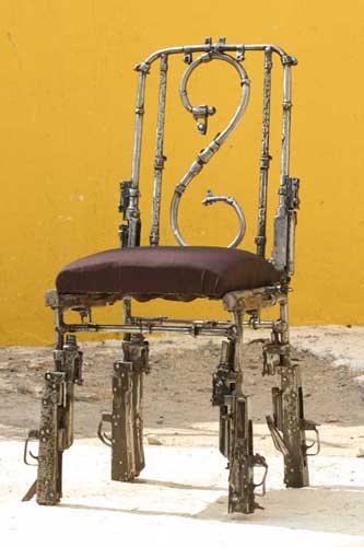 Weapon Decorative Furniture