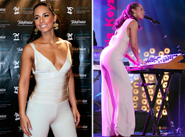 Alicia Keys 5°Lugar