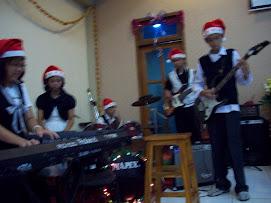 Musisi Natal 2008 Sekolah Baptis