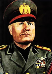 benito mussolini is my savior