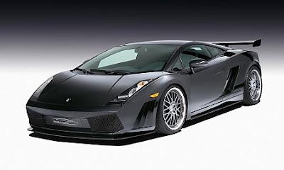 Lite Lamborghini Gallardo GT3 Strada