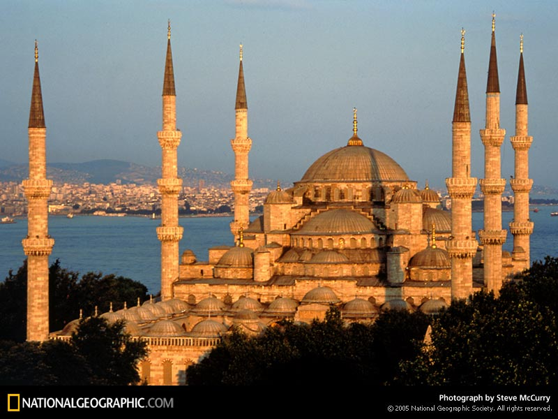 Blue Mosque Istanbul Turkey - My Pakistan