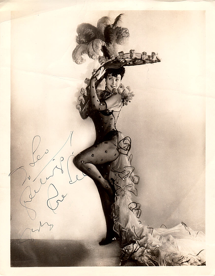 Tomorrow Gypsy Rose Lee would have turned 100. She was a burlesque dancer and producer an accomplished seamstress and costume designer the author of a ...  sc 1 st  Shimmy Shaker & Shimmy Shaker: Cheers to Gypsy Rose Lee