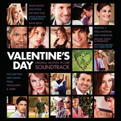 you might want to check out the Valentine's Day movie soundtrack.