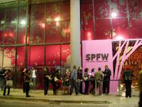 SPFWエントランス