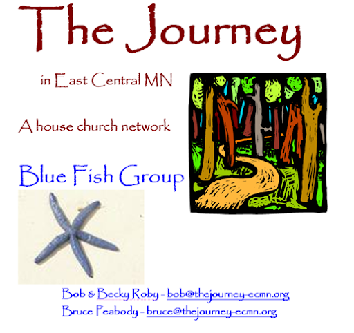 BLUE FISH on The Journey