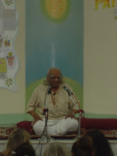 BKS Iyengar, Guruji at the Patanjali Jayanti