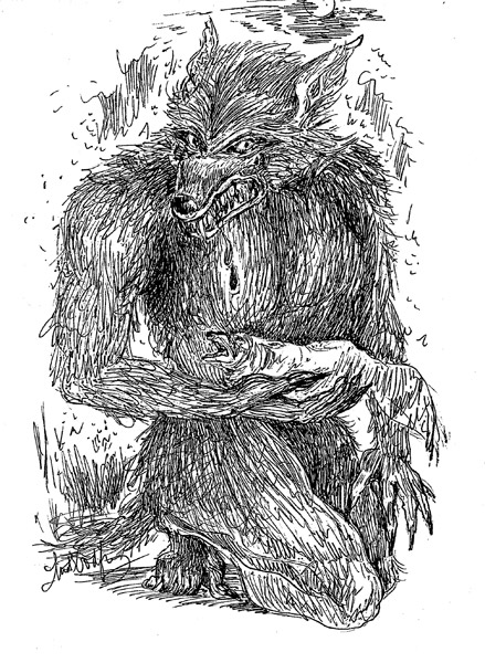 Michigan Dogman Sightings