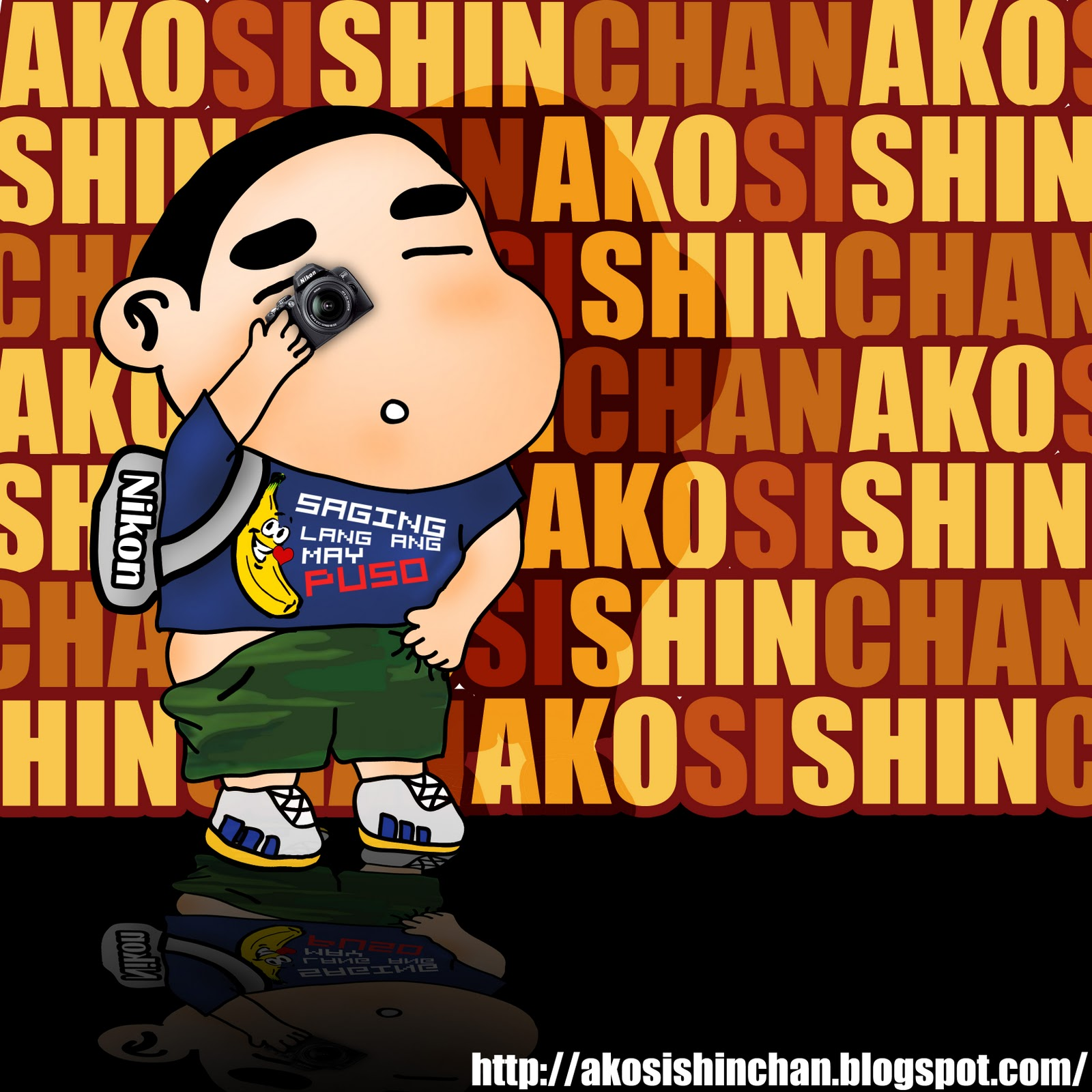 Shin Chan Wallpaper
