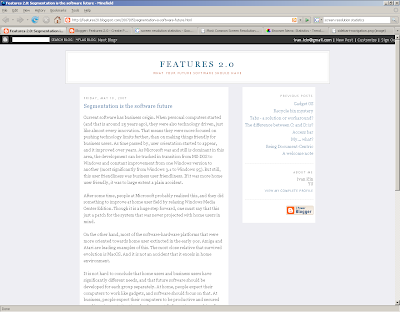 Firefox screen shot