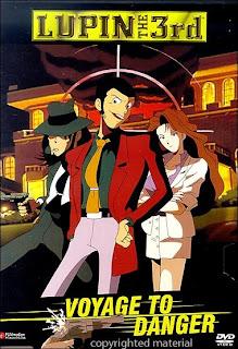Lupin III: Burning Memory - Tokyo Crisis (1998) - Anime Japan