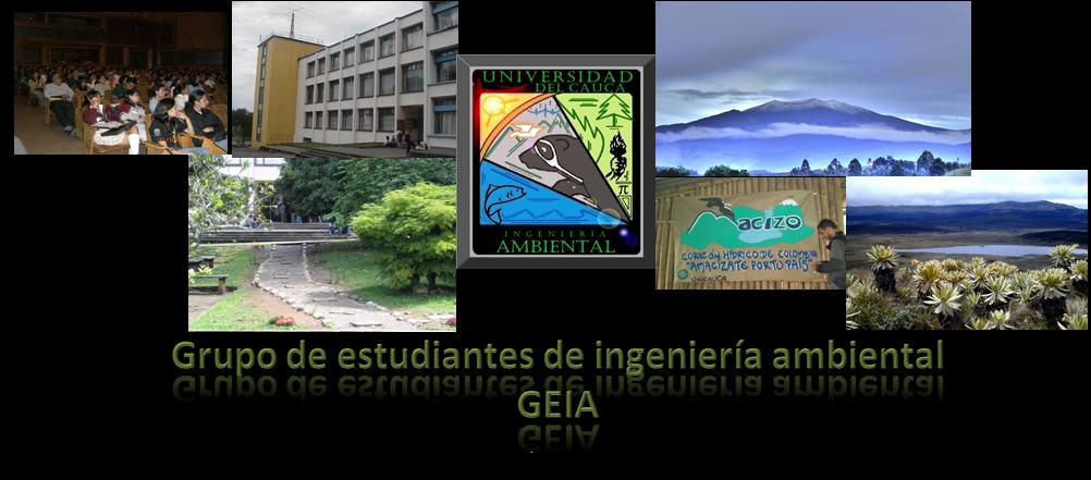 GRUPO DE ESTUDIANTES INGENIERIA AMBIENTAL