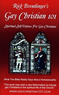 Gay Christian 101<br> by Rick Brentlinger<br>Click the book for info