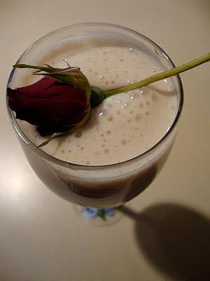Vanilla Cardamom Rose Lassi