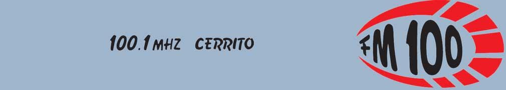 FM 100 Cerrito
