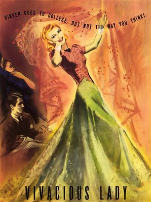 Love Those Classic Movies Vivacious Lady 1938 Quot You Ll Be Reminded Of Me Quot