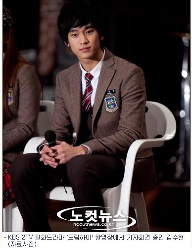 Kim soo hyun ideal girl essay
