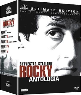Rocky Antologia DVDRip Dual Audio