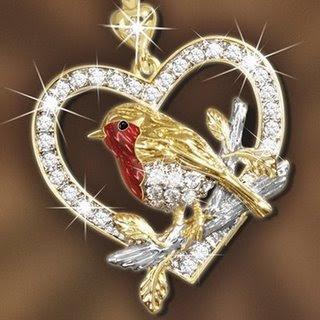 Jewel of Nature Diamond Pendant