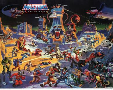 Eternia Battle Ground